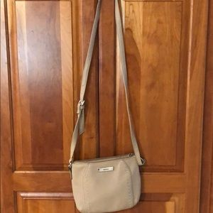 Nine West tan crossbody